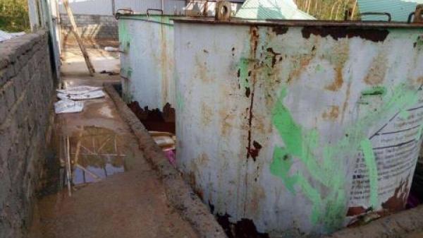 Sự thật kho hóa chất lạ 'Made in China' tại Quảng Bình
