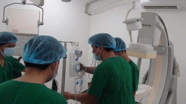 Bệnh viện hữu nghị Việt Nam-Cu Ba Đồng Hới: Hướng đi mới trong lĩnh vực tim mạch