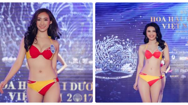 Người đẹp Quảng Bình nổi bật với số đo vàng 90-60-90