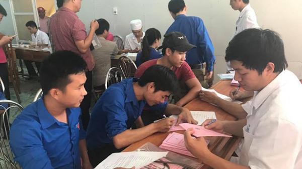 Thành lập ngân hàng máu sống huyện Lệ Thủy