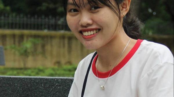 Nữ thủ khoa đặc biệt đến từ Quảng Bình