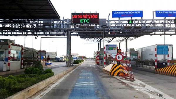 Giảm phí cho một số phương tiện qua trạm BOT Tasco Quảng Bình