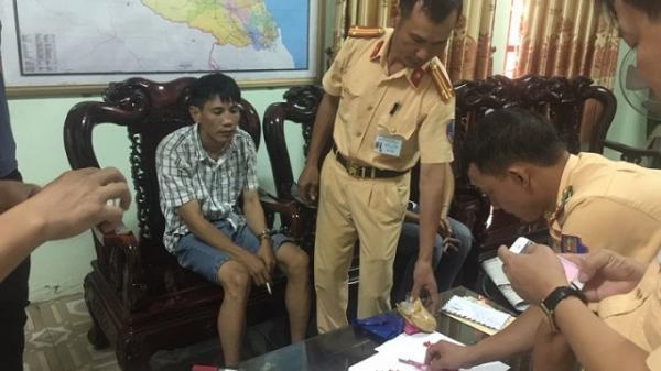 Thuê taxi chở 1.000 viên hồng phiến từ Quảng Bình ra Nghệ An