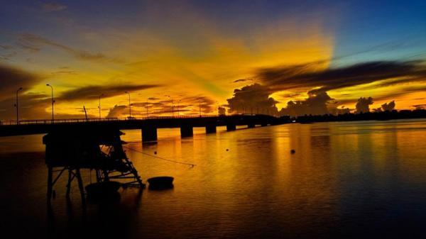 """""""Mục sở thị"""" dòng sông có lịch sử hào hùng nhất Việt Nam"""