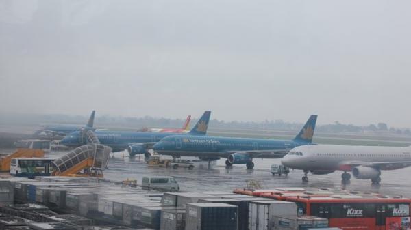 Huỷ các chuyến bay đi đến Đồng Hới, Chu Lai vì áp thấp