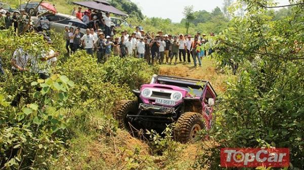 Quảng Bình đăng cai giải đua xe địa hình khắc nghiệt nhất Việt Nam