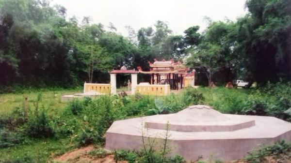 Trần Cảnh Huống - người khai trí đất học Lệ Sơn