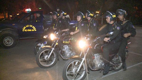 Vì cuộc sống bình yên của người dân ở Quảng Bình