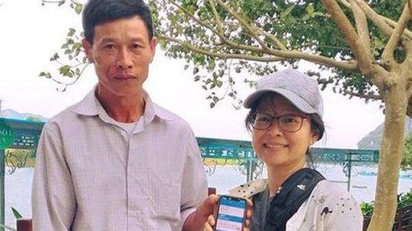 Hành động đẹp của người dân Quảng Bình