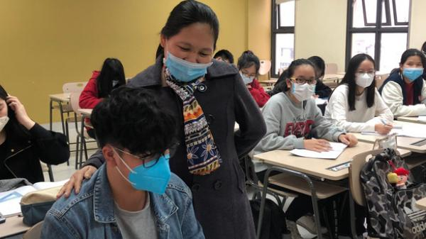 Quảng Bình: Hỏa tốc thông báo cho học sinh nghỉ học để phòng dịch bệnh viêm đường hô hấp cấp