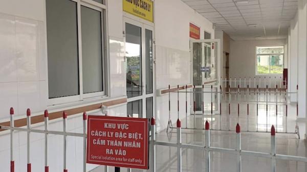 4 trường hợp cách ly tại Bệnh viện hữu nghị Việt Nam-Cuba Đồng Hới âm tính với Corona
