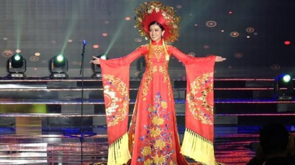 Đặc sắc cuộc thi Trang phục dân tộc của Hoa hậu Hòa bình thế giới