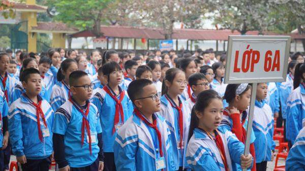 Quảng Bình kéo dài thời gian nghỉ học đến hết tháng 2