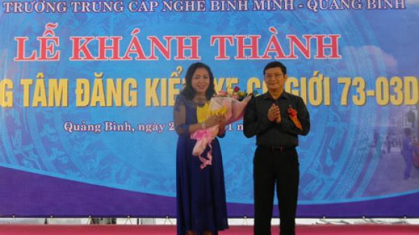 Nữ doanh nhân trên quê hương đất Quảng