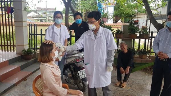 Quảng Bình:Theo dõi sức kh.ỏe 4 công dân trở về từ Hàn Quốc