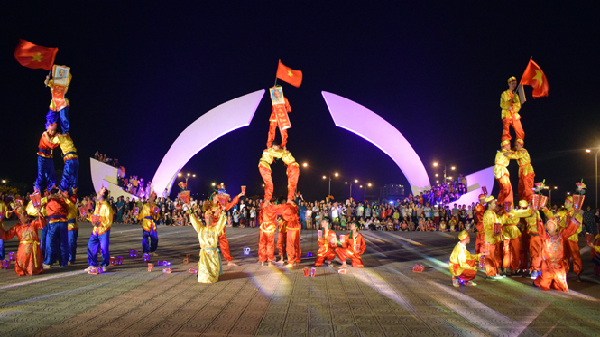 Quảng Bình: Khép lại không khí sôi động của tuần Văn hóa -Du lịch Đồng Hới 2017