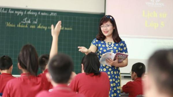 TP. Đồng Hới tuyển dụng 58 viên chức giáo dục năm 2020 cho 19 vị trí việc làm