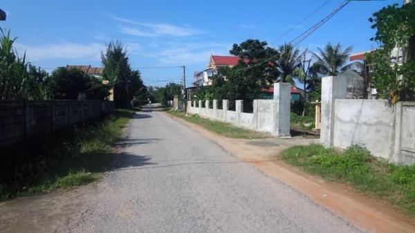 Thông báo đấu giá quyền sử dụng đất tại huyện Bố Trạch, tỉnh Quảng Bình