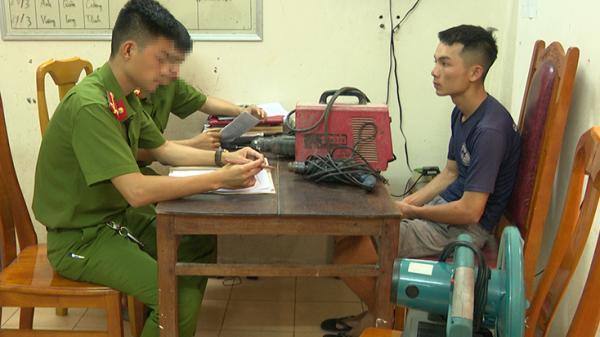 Bắt khẩn cấp đối tượng trộm cắp tài sản trên địa bàn huyện Bố Trạch