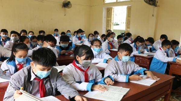 Học sinh Quảng Bình tiếp tục nghỉ học vì dịch Covid -19
