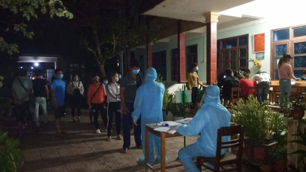 Quảng Bình nỗ lực tiếp nhận và cách ly gần 1.700 công dân nhập cảnh qua Cửa khẩu quốc tế Cha Lo