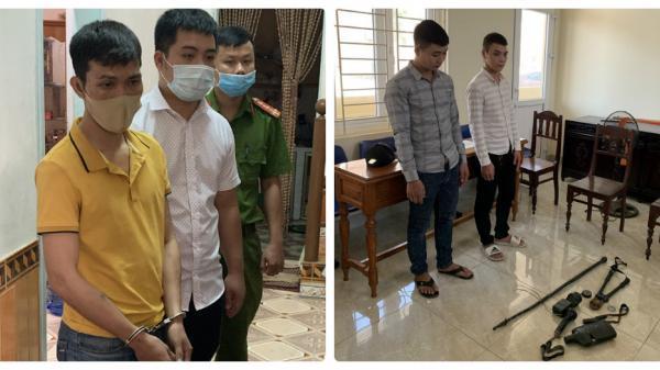 Quảng Bình: Bắt giữ đối tượng bị tr.uy n.ã và các vụ tàng trữ m.a t.u.ý, ăn trộm chó