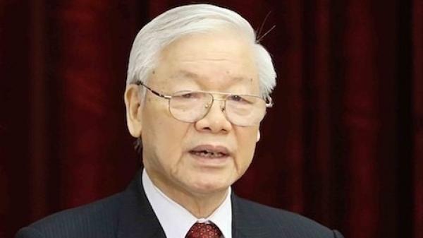 Tổng bí thư, Chủ tịch nước kêu gọi toàn dân chung sức chống dịch