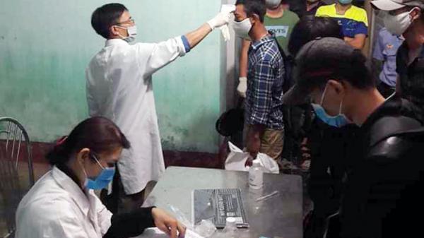 Thành lập tổ kiểm dịch y tế tại ga Đồng Lê