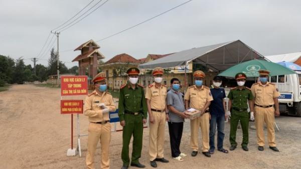 Những hành động đẹp của người dân Quảng Bình trong đợt dịch Covid-19