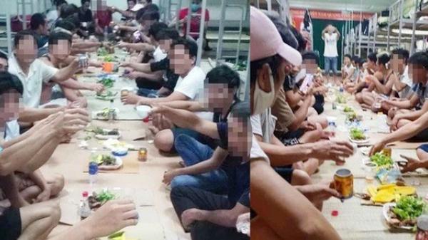 """Tụ tập """"ăn mừng"""" trong một khu cách ly ở Quảng Bình"""
