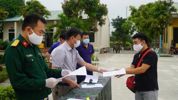 Công dân đang cách ly gửi thư cảm ơn cấp ủy, chính quyền và nhân dân địa phương huyện Bố Trạch