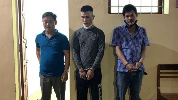B.ắt 3 đối tượng ở Quảng Bình gây ra hàng loạt vụ tr.ộm ch.ó và tiêu thụ ch.ó