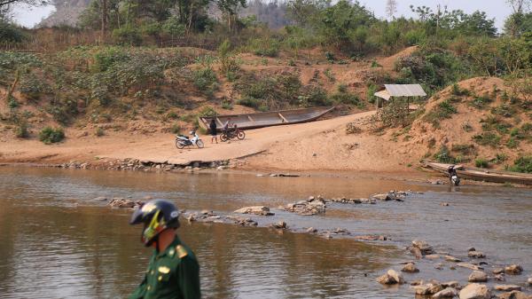 Phát hiện 1 công dân Quảng Bìnhvượt sông nhập cảnh trái phép