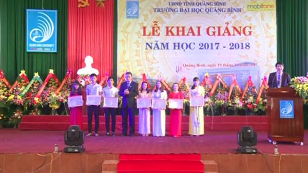 Trường Đại học Quảng Bình thu hút gần 4.700 sinh viên