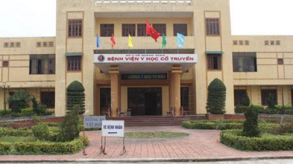 Thông báo tuyển dụng viên chức làm việc tại Bệnh viện Y Dược cổ truyền tỉnh Quảng Bình