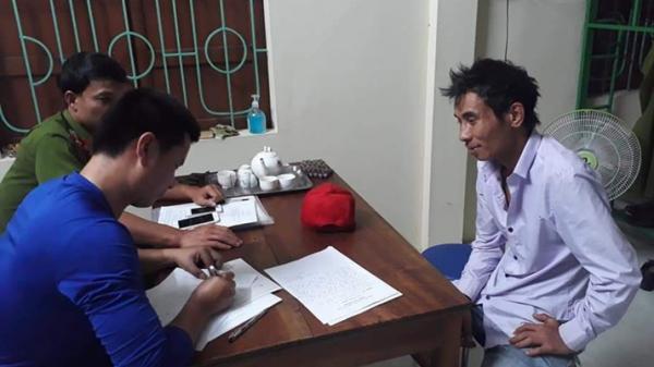 Bắt giữ đối tượng trộm xe máy trên địa bàn huyện Quảng Ninh