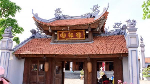 Hoằng Phúc tự - ngôi chùa cổ nhất đất miền Trung ở Quảng Bình