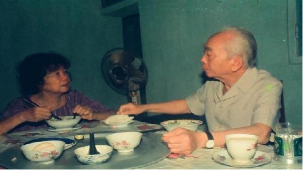 Những hình ảnh bình dị về Đại tướng Võ Nguyên Giáp