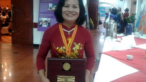 Người phụ nữ Quảng Bình dành trọn niềm đam mê cho văn hóa dân gian