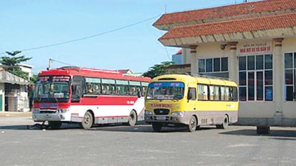 Quảng Bình: Nghiêm cấm việc tăng giá cước vận tải cao hơn giá đăng ký
