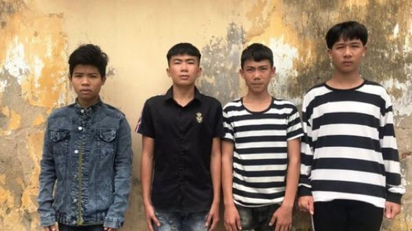 Quảng Bình: B.ắt 4 thanh niên tr.ộm liên tục 180 con gà của các hộ dân