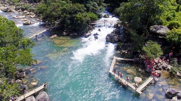 Tín hiệu đáng mừng cho các hoạt động du lịch tại Phong Nha- Kẻ Bàng