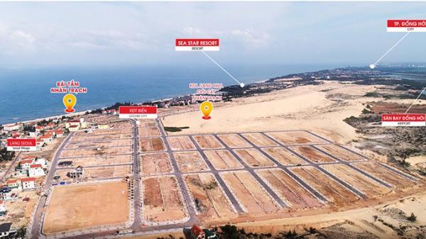 Thêm một bãi tắm hiện đại 5 sao tại ven biển Quảng Bình