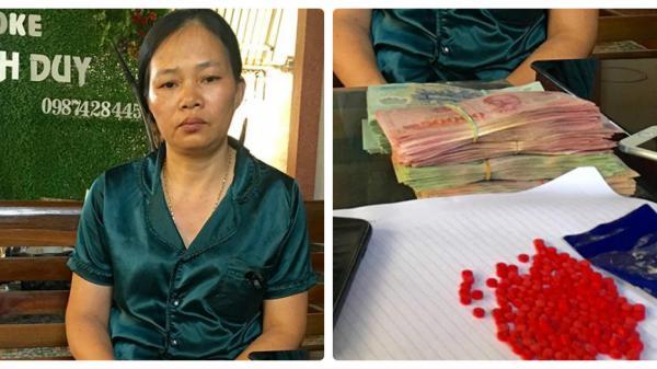 Quảng Bình: Bắt đối tượng buôn bán, tàng trữ hơn 300 viên m.a t.ú.y tổng hợp