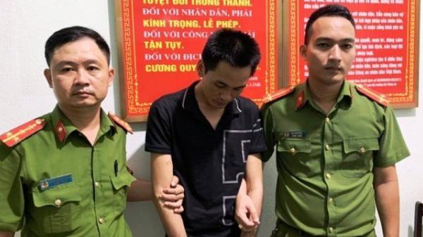 B.ắt thủ phạm lẻn vào nhà vệ sinh, d.âm ô nữ học sinh lớp 5 ở Quảng Bình