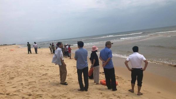 Quảng Bình nỗ lực tìm kiếm người mất tích