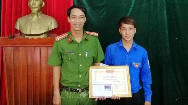 Quảng Bình: Khen thưởng đoàn viên dũng cảm cứu người bị đuối nước
