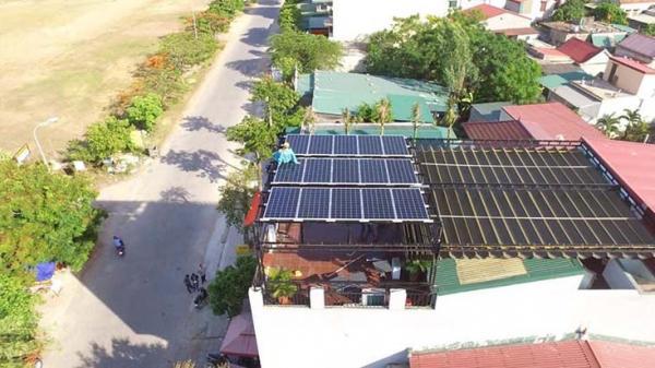Bố Trạch: Đầu tư điện mặt trời mái nhà, nhiều khách hàng bán điện trở lại cho ngành điện