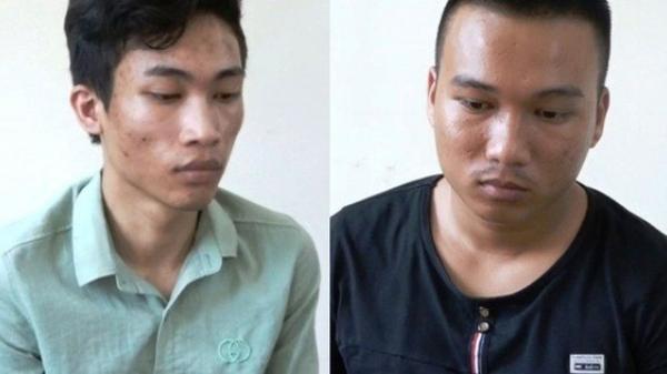 """Quảng Bình: Bắt 2 thanh niên """"hack"""" tài khoản Facebook lừa đảo, mượn tiền"""