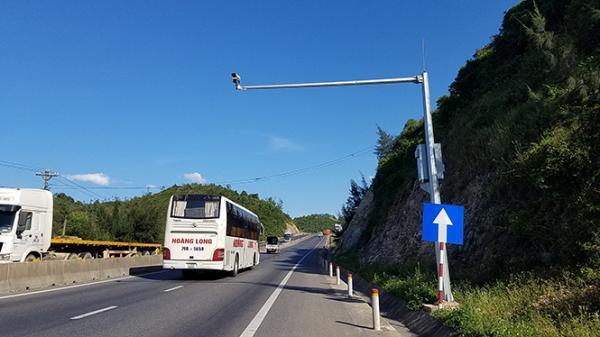 Chi tiết vị trí 8 camera giám sát tốc độ trên QL1 qua Quảng Bình